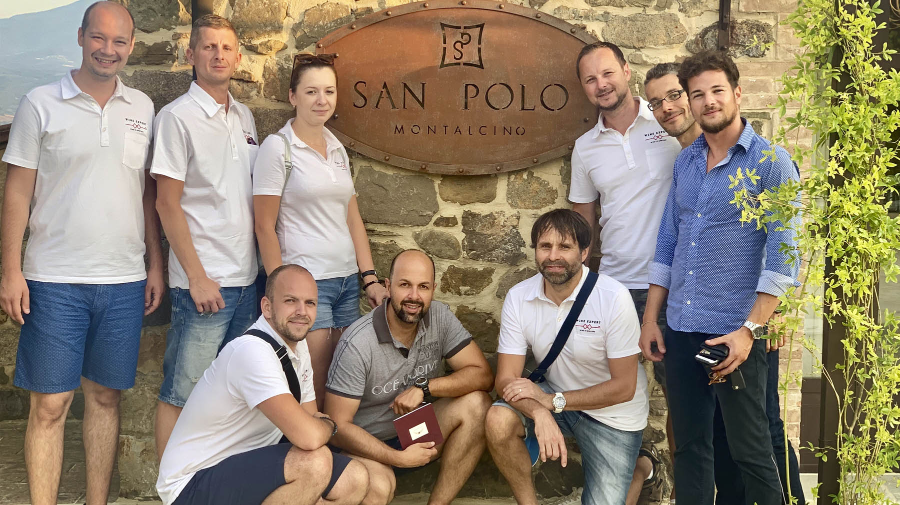 San Polo talianske vinarstvo