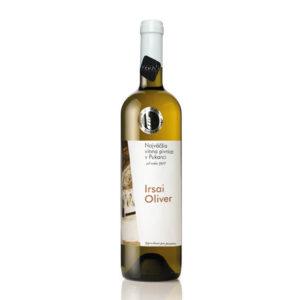 vino Najväčšia vínna pivnica v Pukanci Irsai Oliver
